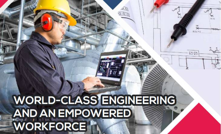 World-Class Engineering And An Empowered Workforce
